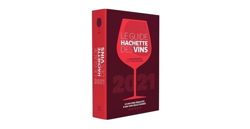 Notre Crémant Impérial sélectionné par le guide Hachette 2021 !
